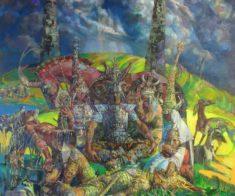 Лекция «Мифы древних тюрков»