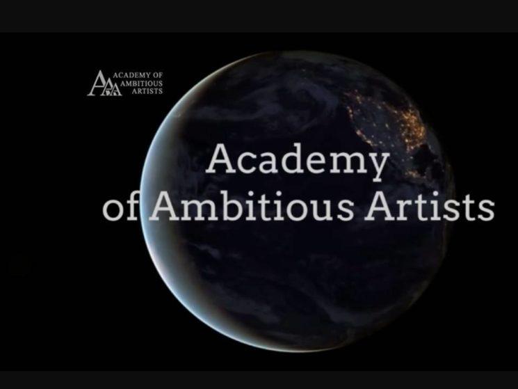 Турне - выставка современных художников с разных стран