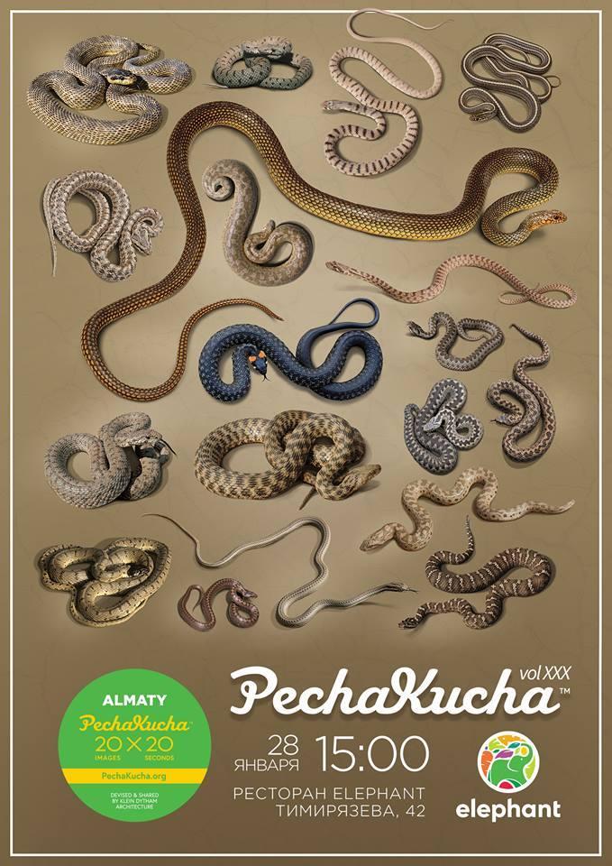 Pecha Kucha vol. XXX