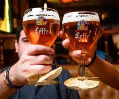 Дегустация бельгийского пива