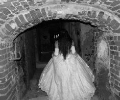 Перфоманс «Призрак невесты»