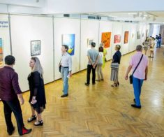 Art Almaty tour