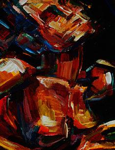 Персональная выставка Дениса Пупкевича «Душа в краске»