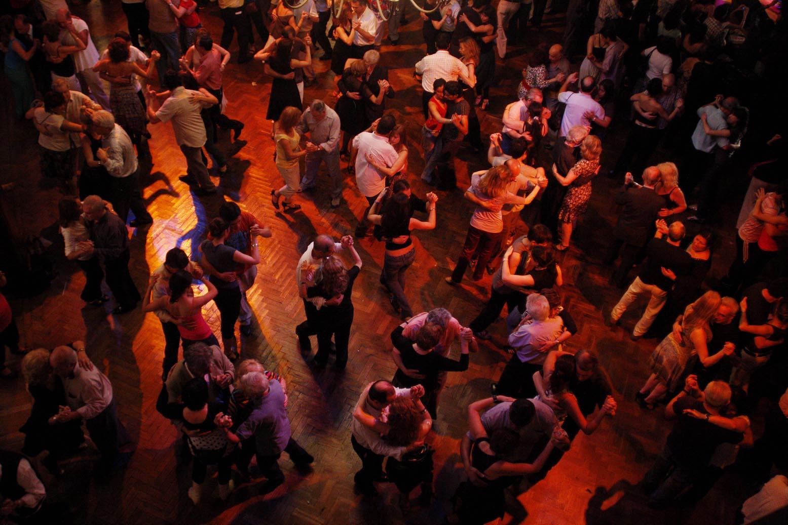 Вечер Танцев И Знакомства