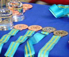 Выставка «История казахстанского спорта»