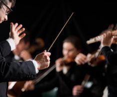 Концерт Государственного академического симфонического оркестра РК «Союз двух муз»