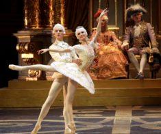 Показ балета «Спящая красавица»