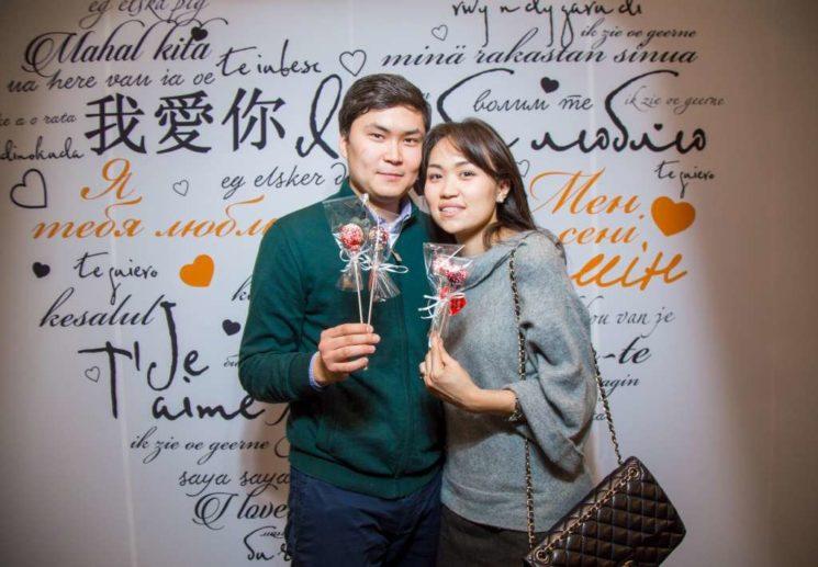 День Святого Валентина в Esentai Mall!