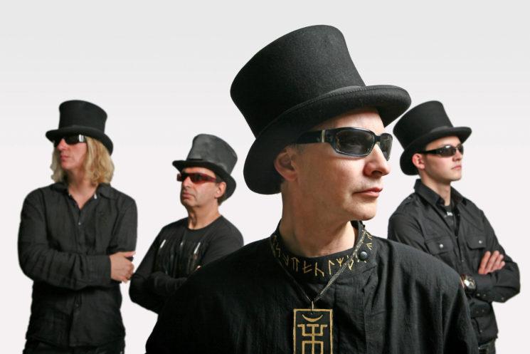 """Юбилейный концерт группы """"Пикник"""""""