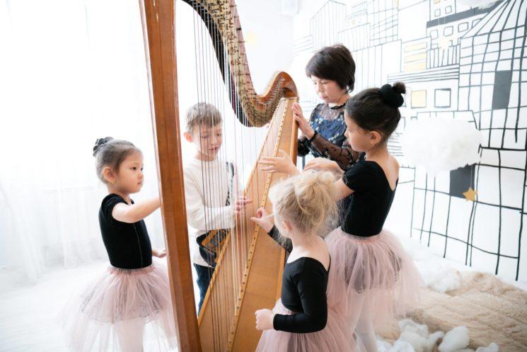 Концерт «Звуки весны» для детей и родителей