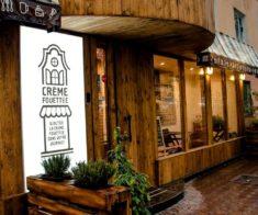 Мини — кофейня «Creme Fouettee»