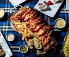 Ресторан «Ocean Basket»