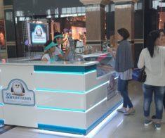 Сеть кафе-мороженое «33 пингвина»