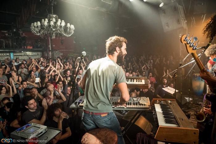 Jazzystan Meets Israel 2017: Tel Aviv - Almaty