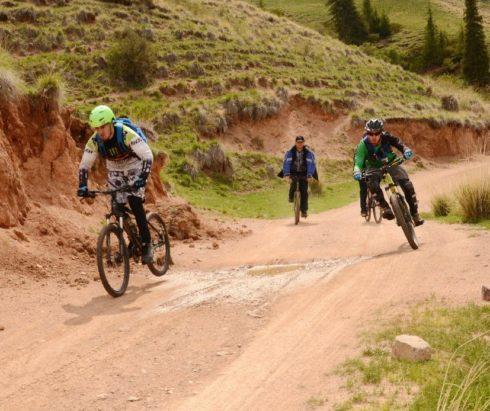 Велофестиваль: Ассы — Бартогай