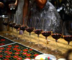 Винное казино в El Plato de España