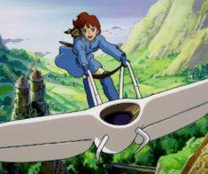 Показ мультфильма «Навсикая из Долины Ветров»