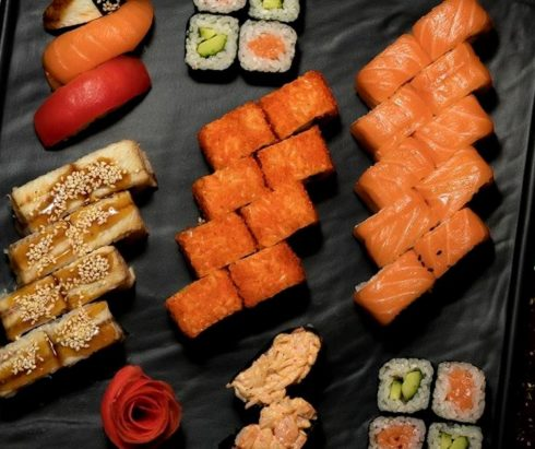 Why Not Sushi?