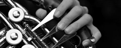 Концерт духовых и ударных инструментов