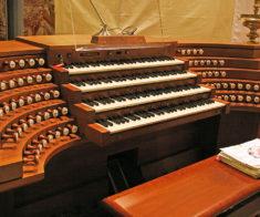 Органная музыка «Шедевры Баха»