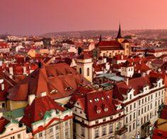 Летний математический лагерь в Праге