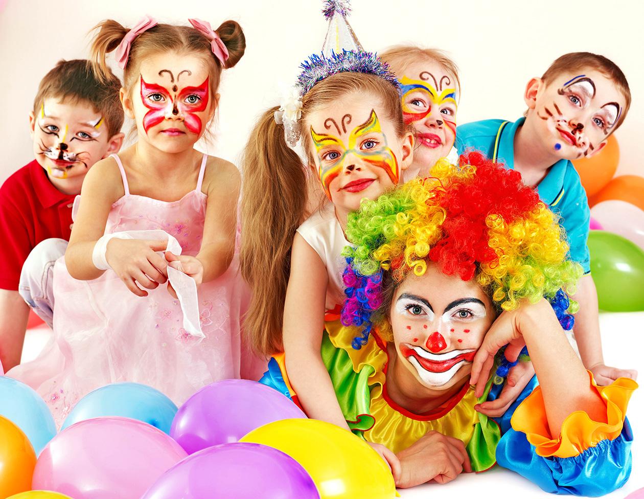 Сценарии поздравления клоуна на дне рождения