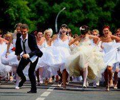 Открытие сезона свадебной охоты