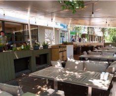 Открытие летней террасы кафе «Garden Grill»