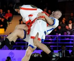 Турнир по национальной борьбе «Алматы Барысы-2017»