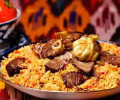 Ифтар в ресторане Plov&company