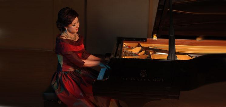 Сольный концерт Жании Аубакировой