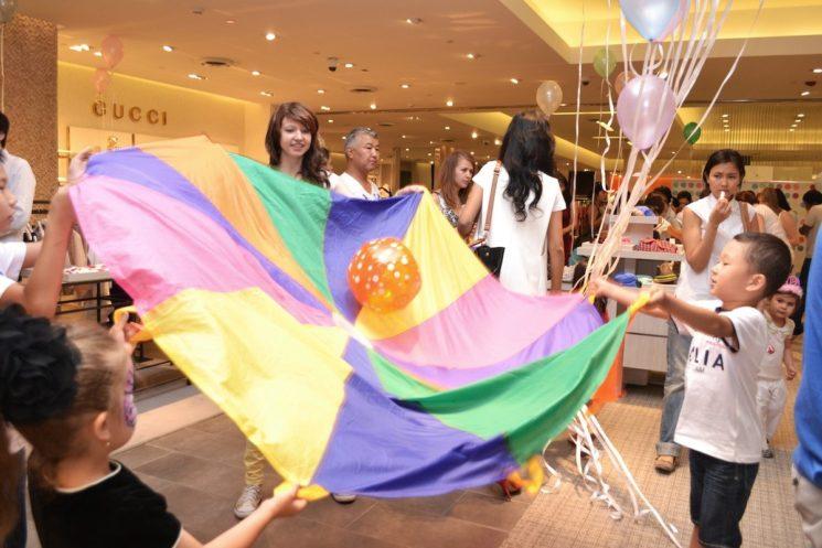 День защиты детей в Esentai Mall