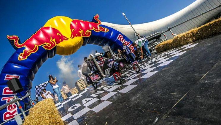 Red Bull Soapbox Race Almaty