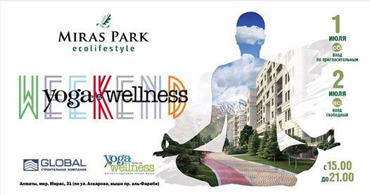 Yoga & Wellness Weekend 2017