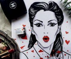 Мастер-класс «Fashion иллюстрация»