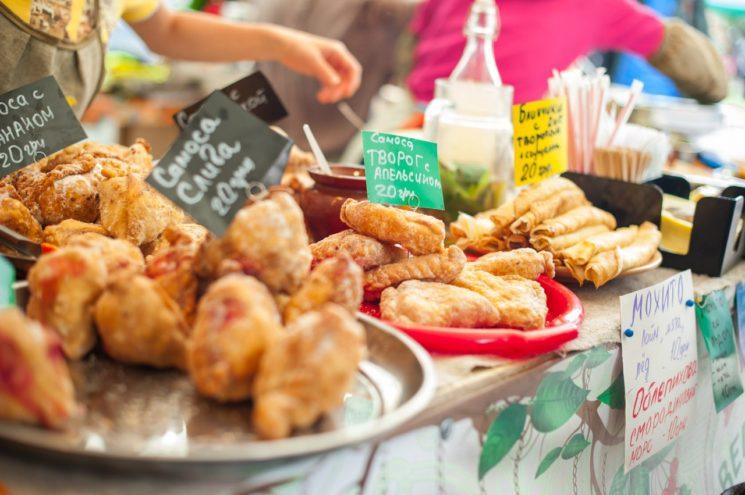 Фестиваль Городской Еды-4