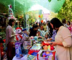 Mama's Bazar в ТРЦ Mega Park