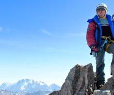 Альпиниада на пик Нурсултан