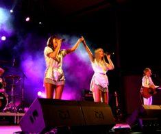 Концерт группы ABBA Platinum