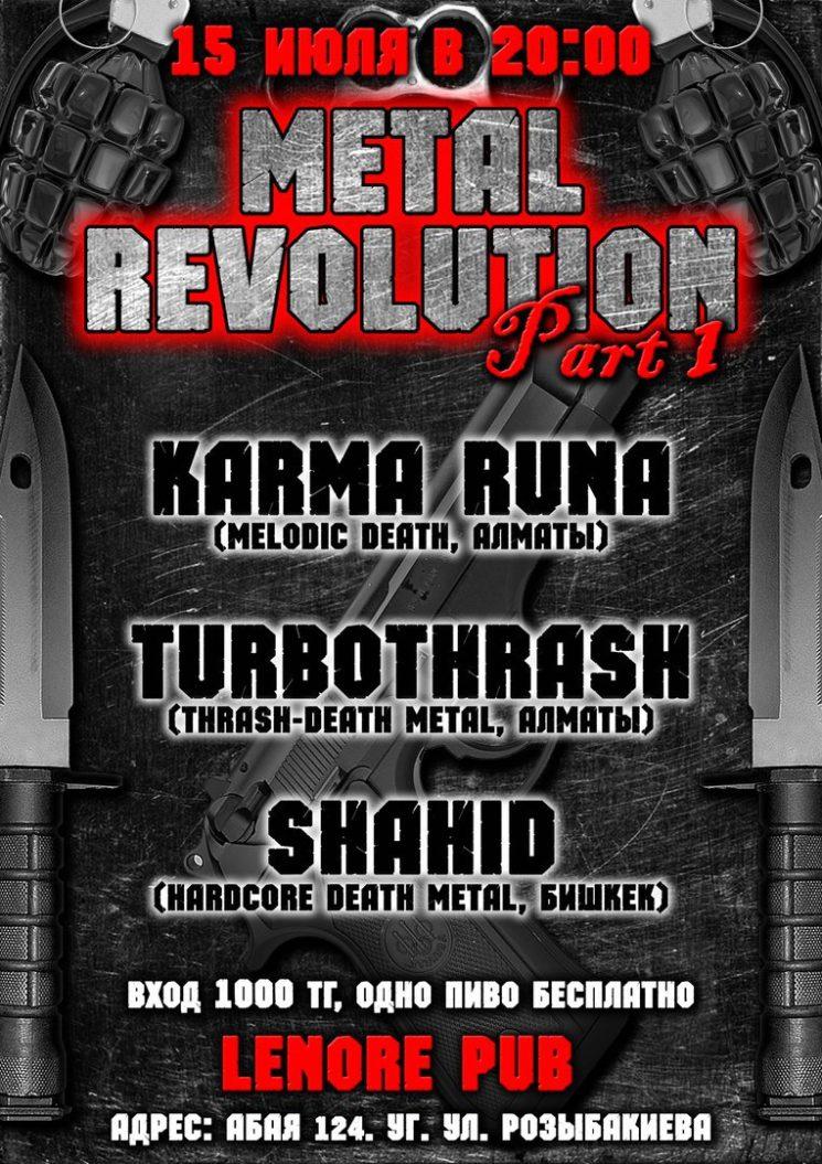 Metal Revolution prt.1
