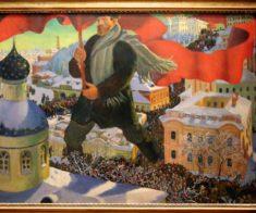 Показ фильма «Революция — новое искусство для нового мира»