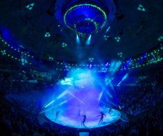 Цирковое лазерное шоу «Ер Төстік»