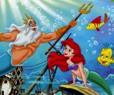 День Нептуна в ТРЦ Mega Park