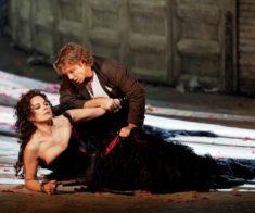 Показ оперы «Кармен»