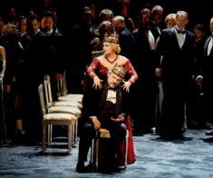 Показ оперы «Макбет»