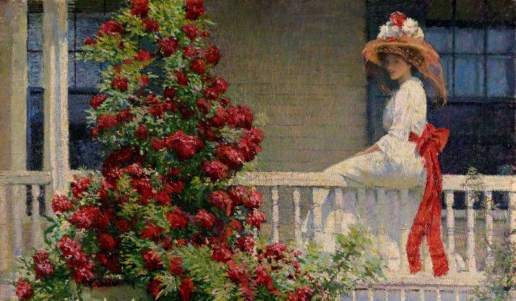 Показ фильма «Сад художника: Американский импрессионизм»