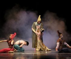 Балет «Манкурт»