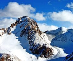 Забег «Nur Vertical 2017» на перевал Комсомола