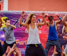 Обучение «Zumba Fitness»