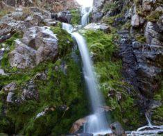 Поход к водопаду Горельника